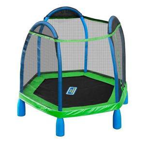 Trampolin Infantil Con Red De Proteccion Sportspower