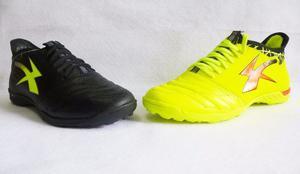 Zapato Futbol Rápido Concord Ajustable Piel Mod S163qv