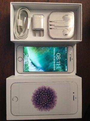 iphone 6 color plata