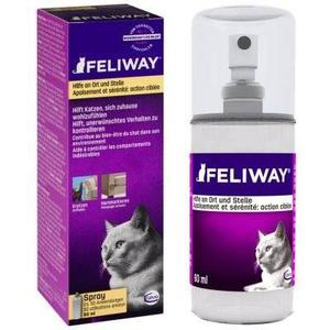 Feliway Spray Para Gatos 60 Ml /promoción Vacaciones
