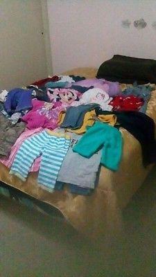 Lote de ropa de bebé,niño y niña
