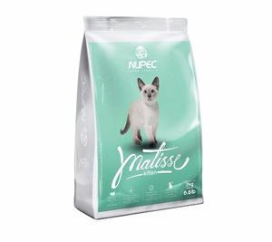 Nupec 3kg Alimento Gato Cachorro Croqueta Super Premium