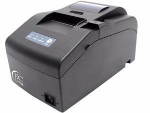 Ec Line Mini Printer Matriz Serial Usb Negro Ec-pm-530