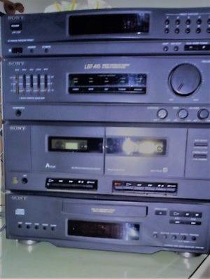 Equipo De Sonido Compacto Sony LBTA15