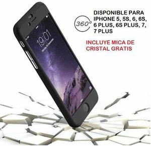 Funda 360 Iphone 5 5s Iphone 6 6s Plus Iphone 7 7 Plus