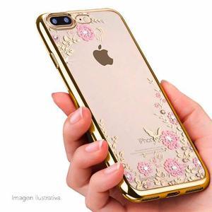 Funda Flores Hermosas Iphone 5, 5s, Se, 6, 6s 7, 8, X