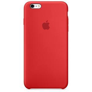 Funda Iphone 6 Plus 6s Plus Roja Silicon Envio Gratis