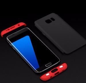 Funda Samsung Galaxy S7 Edge 360 Tpu 4 Colores Diferentes