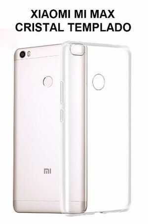 Funda Ultra-slim Transparente Para Xiaomi + Mica De Cristal