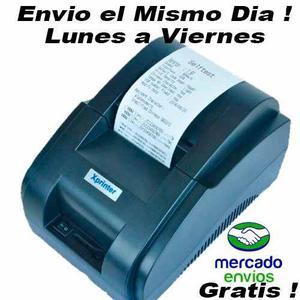 Impresora Pos Usb Punto D Venta 58mm Termica Nueva Y Sellada