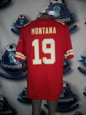 Jersey Oficial Nike Nfl Kansas City Chiefs Joe Montana-19