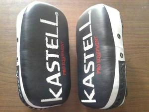 Par Thai Pad Vinil Muay Thai, Kastell Box Kick Boxing Mma