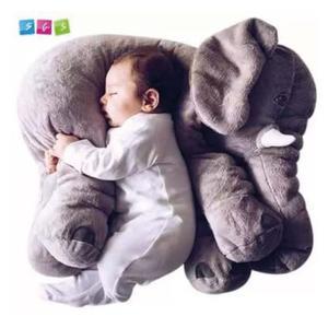 Peluche Almohada Elefante Bebé Muñeco Entrega Inmediata