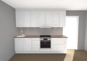 muebles de cocina usados desde noruega y suecia.pedido