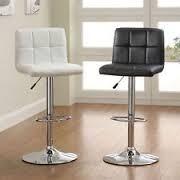 Banco-silla Altura Auto Ajustable Tapiz Vinipiel Pck-335b