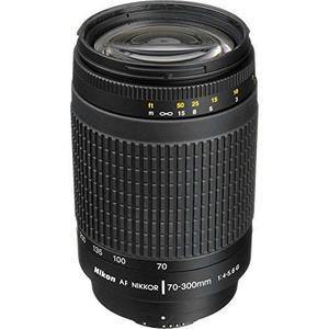 Lente De Zoom Nikon  Mm F/4-5.6g Con Foco Automático