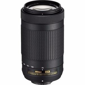 Lente Nikon Af-p Dx Nikkor mm F/g Ed Nueva Vers