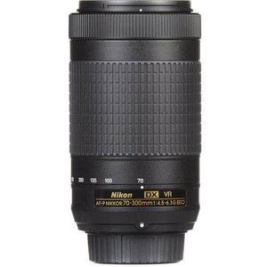 Lente Nikon Af-p Dx Nikkor mm F/g Ed Vr