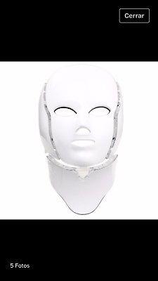 Máscara foton facial y cuello