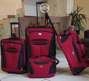 NUEVO set de 4 maletas American Tourister
