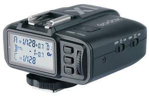 Radio Transmisor Controlador Godox Inalambrico X1t-n Nikon