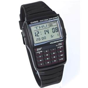 Reloj Casio Retro Vintage Dbc32 Caucho- Original Cfmx