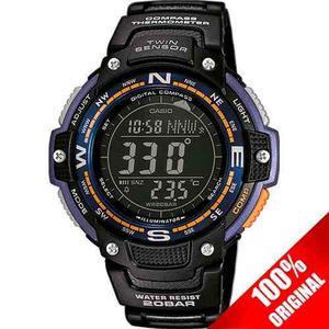 Reloj Casio Sgw100 Brujula Digital Cronometro Envio Gratis
