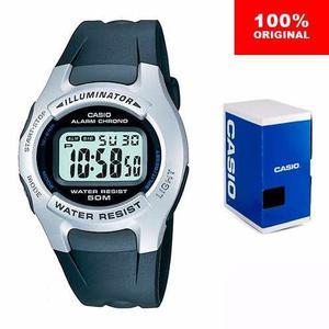 Reloj Casio W42 - Cronómetro - 100% Original Cfmx