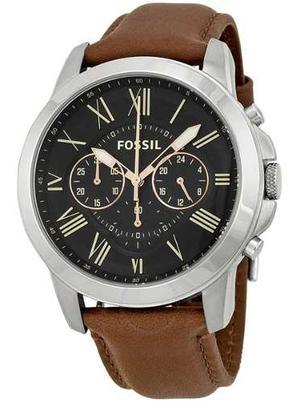 Reloj Fossil Caballero Hombre Original Nuevo Fs