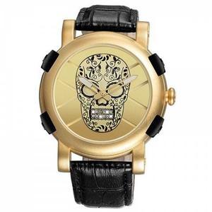 Reloj Hombre Skone Skull Calavera Homenaje Romain Jerome