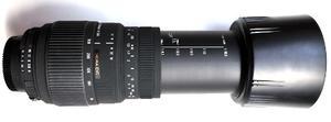 Sigma Lente mm F 4-5.6 Dg Macro Para Nikon