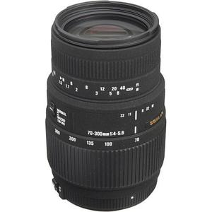 Sigma Lente mm F/4-5.6 Dg Macro Para Nikon