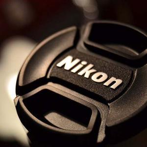 Tapa De 52mm Nikon Para Lente  Correa - Envío Gratis