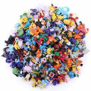 24 Pokemon Al Azar 3 Cm Minifiguras Nuevos Pikachu Juguetes