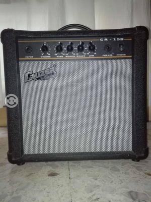 Amplificador para bajo 15 watts