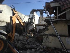 Demolición de todo tipo de inmueble en Tijuana y Rosarito.