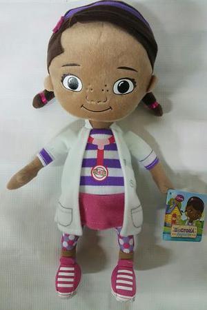 Doctora Juguetes Peluche Disney 30 Cm Con Envío Incluido