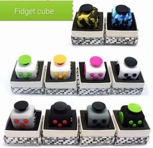 Fidget Cube - Cubo De Excelente Calidad Envío Gratis