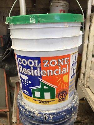 Impermeabilizante acrilico