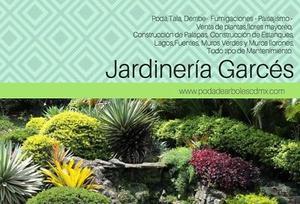 JARDINERIA GARCES