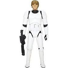 Star Wars Jakks Pacific - Luke Skywalker Stormtrooper