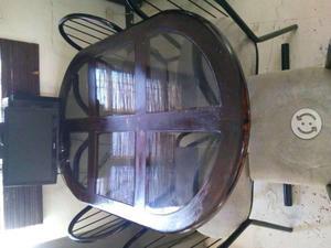 Venta de comedor 6 sillas