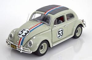 Vw  Herbie Love Bug Hot Wheels Elite 1:18