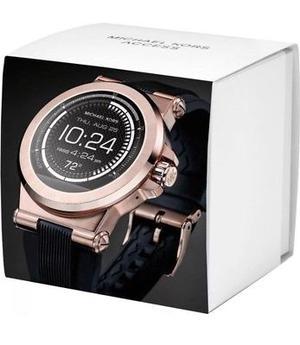michael kors smartwatch bronce, rosegold nuevo