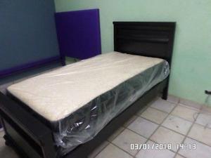 Vendo cama y colchon posot class for Vendo cama individual