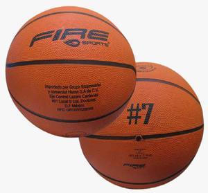 10 Balones Baloncesto Basquetbol Economico #5 #6 #7
