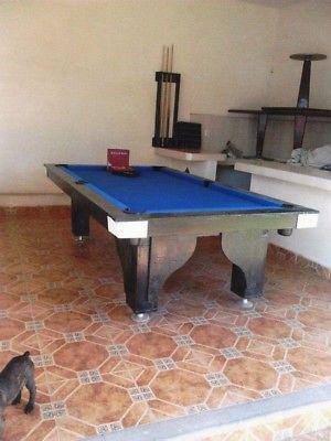 Bonita mesa de billar