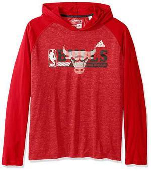 Sudadera Chicago Bulls adidas Climalite Importada