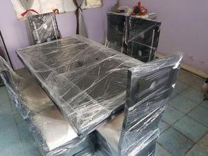 Venta de comedor con 6 sillas