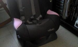 sillon de seguridad para auto marca infanti